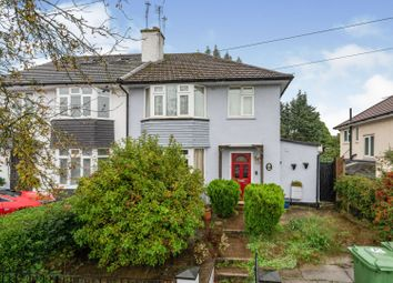 Thumbnail 3 bed semi-detached house for sale in Sullivan Way, Borehamwood
