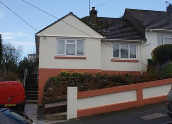 Thumbnail 2 bed bungalow to rent in Edenvale Road, Paignton