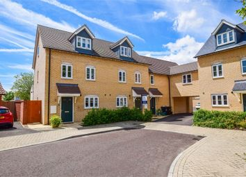 Thumbnail 3 bed town house for sale in Wall Mews, Colchester, Essex