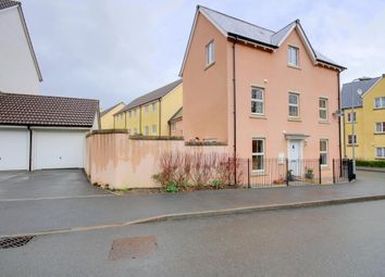 Thumbnail 4 bed end terrace house for sale in Sampson's Plantation, Fremington, Barnstaple