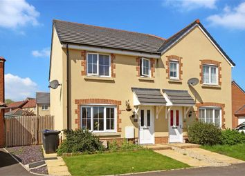 Thumbnail 3 bed semi-detached house for sale in Criollo Place, Moulden View, Swindon