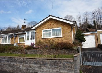 Thumbnail 2 bed semi-detached bungalow for sale in Springfield Drive, Mountain Ash