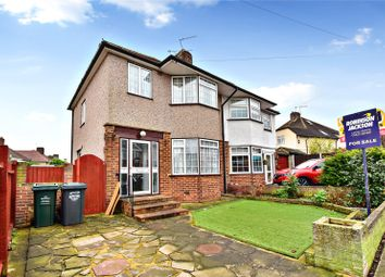 Thumbnail 3 bed semi-detached house for sale in North Road, West Dartford, Kent