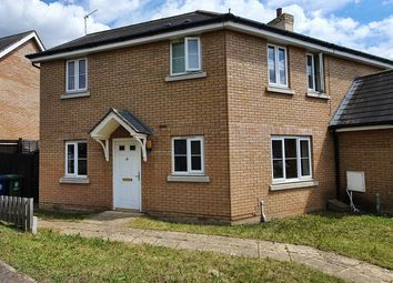 Thumbnail 2 bed flat for sale in Mayfield Way, Great Cambourne, Cambridge