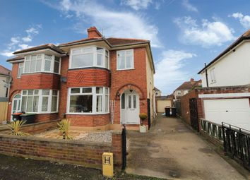 Thumbnail 3 bed semi-detached house for sale in Birchdale Avenue, Kempston, Bedford