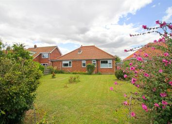 Thumbnail 3 bed detached bungalow for sale in Cromer Road, Mundesley, Norwich