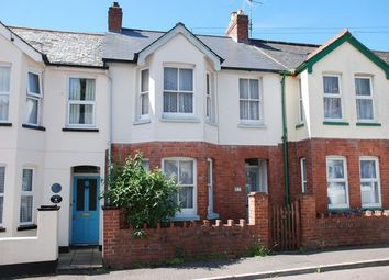 Thumbnail 3 bed terraced house to rent in Lymebourne Avenue, Sidmouth