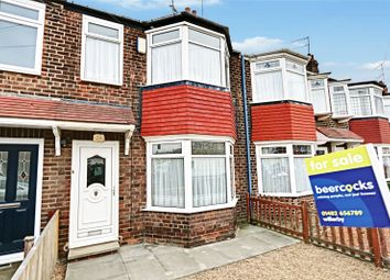 Thumbnail 3 bed terraced house for sale in Woodgate Road, Hull, East Yorkshire