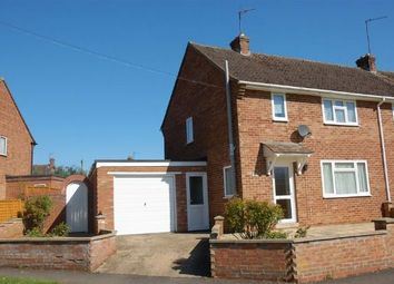 Thumbnail 3 bedroom semi-detached house for sale in Brunting Road, Moulton, Northampton
