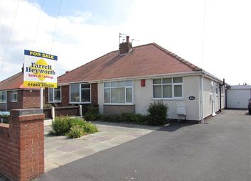 Thumbnail 2 bed bungalow for sale in North Drive, Thornton Cleveleys