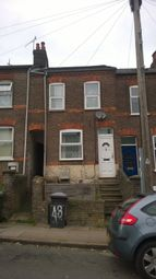 Thumbnail 3 bed terraced house to rent in Milton Road, Luton