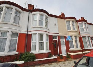 Thumbnail 2 bedroom terraced house for sale in Trentham Road, Wallasey