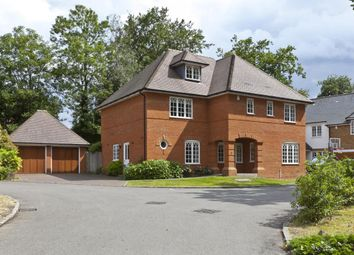Thumbnail 5 bed detached house to rent in Wentworth Dene, Weybridge
