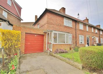 Thumbnail 3 bedroom end terrace house for sale in Newhouse Walk, Morden