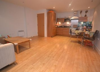 Thumbnail 1 bed flat for sale in Projection West, Reading