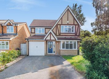 Whitestones, Hatch Warren, Basingstoke RG22. 4 bed detached house