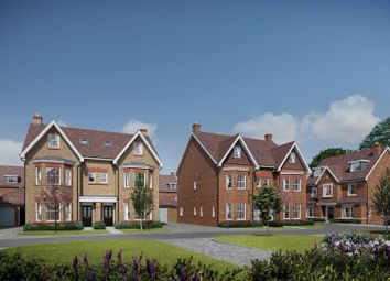 Thumbnail 4 bed semi-detached house for sale in The Westcroft, Stompond Lane, Walton On Thames