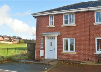 Thumbnail 3 bed semi-detached house to rent in Ash Wood Court, Gillibrand North, Chorley