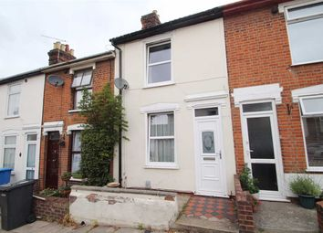 Thumbnail 3 bed terraced house for sale in Hayhill Road, Ipswich