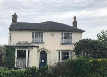 Thumbnail 4 bed detached house for sale in Mount House, 8 London Road, Teynham, Sittingbourne, Kent