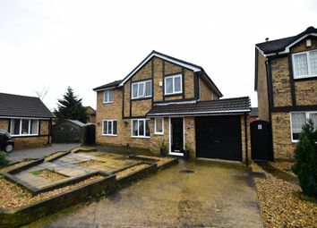Thumbnail 4 bedroom detached house for sale in Willow Coppice, Lea, Preston