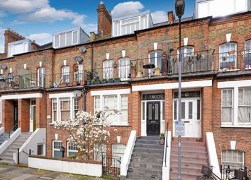 Thumbnail 3 bed flat for sale in Margravine Gardens, Barons Court, London