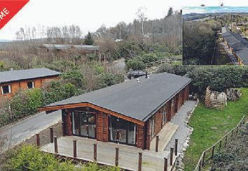Thumbnail 3 bed barn conversion for sale in Lodge 6, Alpine Meadow, Kippford Dalbeattie