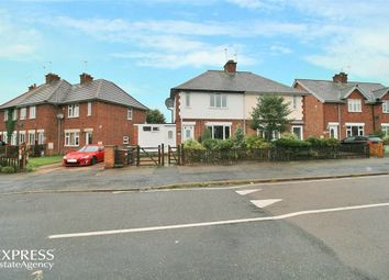 Thumbnail 3 bed semi-detached house for sale in Strathmore Road, Hinckley, Leicestershire