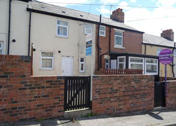 2 bed terraced house for sale in Thorpe Street, Easington Colliery, Peterlee SR8
