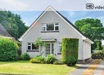 Thumbnail 3 bed detached house for sale in Clairinch Way, Drymen, Glasgow