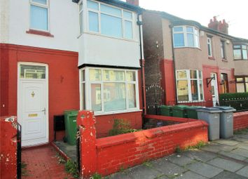 Thumbnail 4 bed terraced house to rent in Vicarage Grove, Wallasey, Merseyside