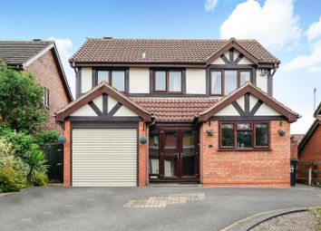 Thumbnail 3 bed detached house for sale in Millbrook Way, Amblecote, Brierley Hill