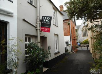 Thumbnail 2 bed terraced house for sale in Dutch Cottage, 6 Victoria Road, Topsham, Exeter