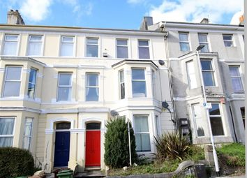 Thumbnail 2 bedroom flat for sale in Ermington Terrace, Plymouth, Devon