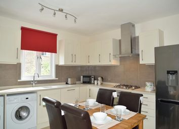 Thumbnail 3 bed flat to rent in Upham Park Road, London