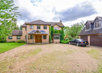 Thumbnail 5 bed detached house to rent in Uffington, Nr Stamford