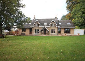 Thumbnail 4 bed property for sale in Woodlands Cottage, Mauldslie, Rosebank, Crossford