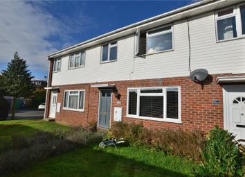 Thumbnail 4 bed terraced house for sale in Cawkell Close, Stansted