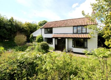 Thumbnail 4 bed cottage for sale in Ruston Parva, Driffield