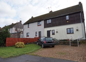 Thumbnail 3 bed semi-detached house for sale in Brookside, Rearsby