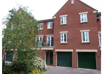 Thumbnail 4 bed town house to rent in Gras Lawn, St. Leonards, Exeter