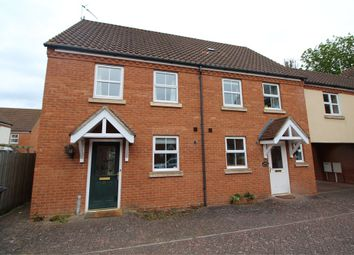 Thumbnail 2 bedroom end terrace house for sale in Eagle Way, Harrold, Bedford