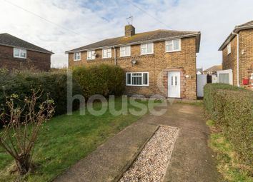 Thumbnail 3 bed semi-detached house for sale in Victoria Street, Sheerness