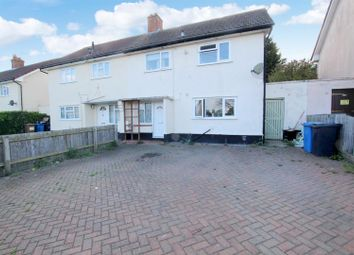 Thumbnail 3 bedroom semi-detached house for sale in Willowcroft Road, Ipswich