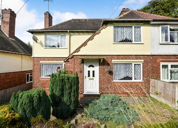 Thumbnail 3 bed semi-detached house for sale in Fletcher Street, Butterley, Ripley