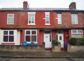 Thumbnail 3 bedroom terraced house to rent in Welbeck Street, Manchester