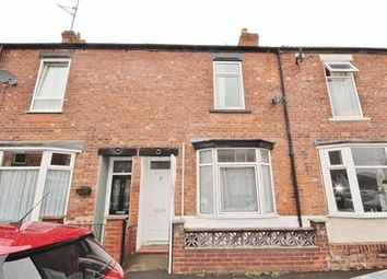 Thumbnail 3 bed terraced house to rent in Hilda Street, Selby