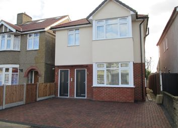 Thumbnail 2 bed maisonette for sale in New North Road, Hainault