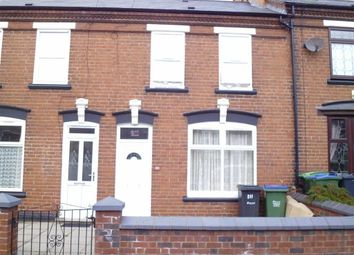 Thumbnail 2 bed terraced house to rent in Bromford Lane, West Bromwich