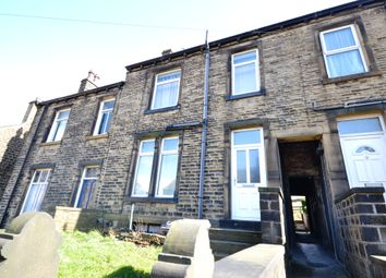 Thumbnail 3 bed terraced house to rent in Cross Lane, Primrose Hill, Huddersfield